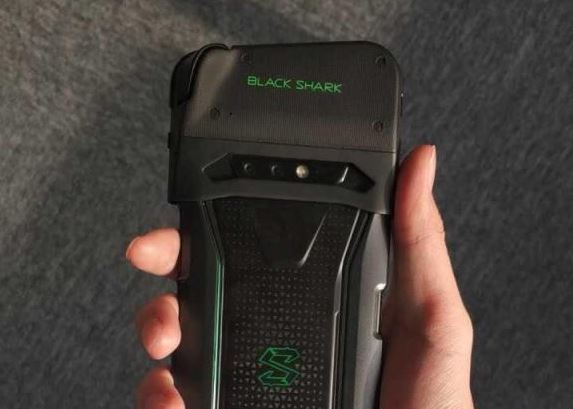 Xiaomi Black Shark Gaming Smartphone Live Image Shows Dual Rear Camera Setup